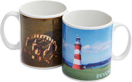 Visit Somerset Mugs